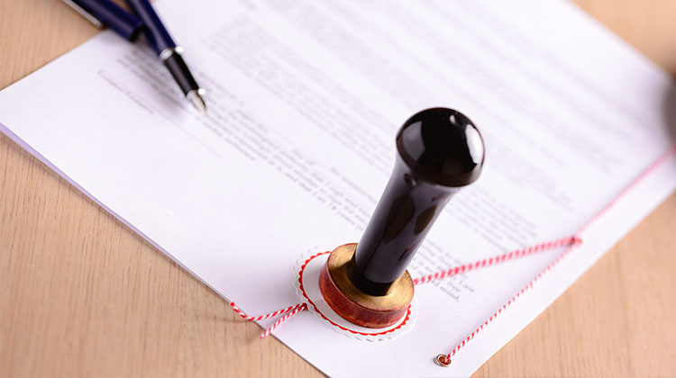 Business Registration & Notary Public in Wharton, NJ